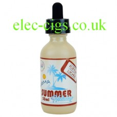 Flip Flop Lychee 50 ML Summer Holiday E-Juice by Dinner Lady