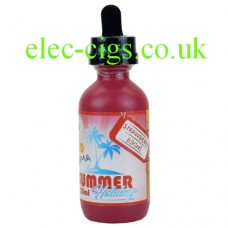 Strawberry Bikini 50 ML Summer Holiday E-Juice by Dinner Lady