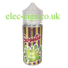 Tutti Fruity 100 ML E-Liquid from Sweetie