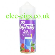 Blue Sonic E-Liquid by The Big Tasty