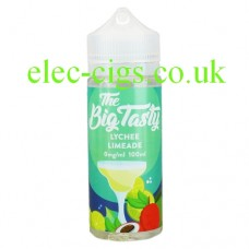 Lychee Limeade E-Liquid by The Big Tasty