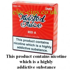 Twisted Juice: Red A