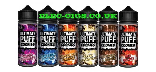 Ultimate Puff Cookies E-Liquids