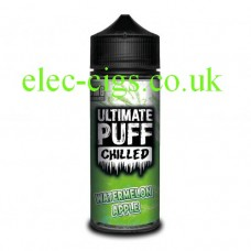 Watermelon Apple 100 ML E-Liquid from the 'Chilled' Range by Ultimate Puff