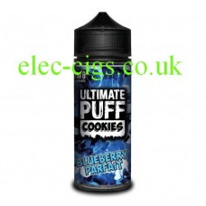 Blueberry Parfait 100 ML E-Liquid from the 'Cookie' Range by Ultimate Puff