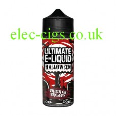 Trick or Treat 100 ML E-Liquid from the Halloween Range by Ultimate Puff
