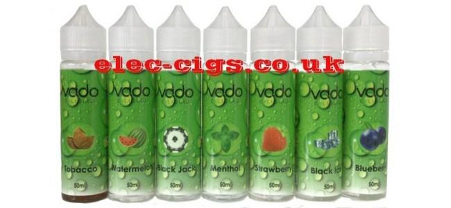 Vado 50 ML E-Liquids (50-50 VG/PG)