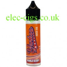 Mango Berry 50 ML E-liquid from The Yankee Juice Co