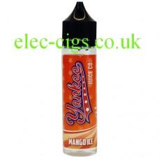 Mango Ice 50 ML E-liquid from The Yankee Juice Co