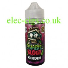 Mixed Berries 100 ML E-Liquid from Zombie Blood