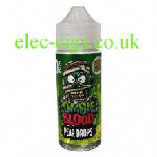Pear Drops 100 ML E-Liquid from Zombie Blood