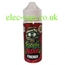 Pinkman 100 ML E-Liquid from Zombie Blood