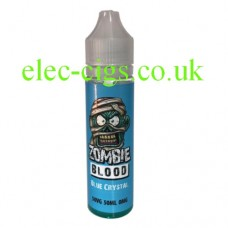 Blue Crystal 50 ML E-Liquid from Zombie Blood