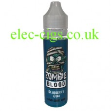 Blueberry Gum 50 ML E-Liquid from Zombie Blood