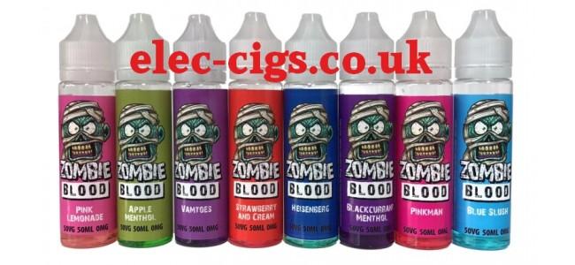 Zombie Blood 50 ML E-Liquids
