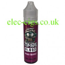Mixed Berries 50 ML E-Liquid from Zombie Blood