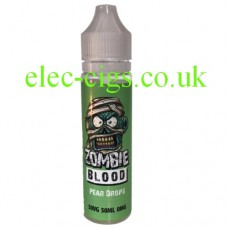 Pear Drops 50 ML E-Liquid from Zombie Blood