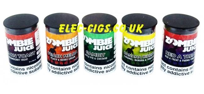 Zombie Juice 3 x 10 ml E-Liquid