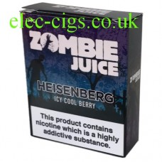 Heisenberg Zombie Juice 3 x 10 ML