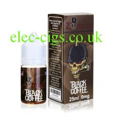 Black Coffee E-Liquid by Zompire
