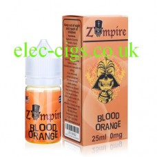 Blood Orange E-Liquid by Zompire