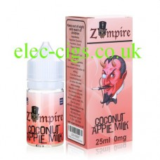 Coconut Apple Milk E-Liquid by Zompire