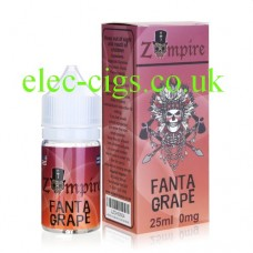 Fanta Grape E-Liquid by Zompire