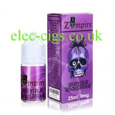 Grapefruit & Blackcurrant E-Liquid by Zompire