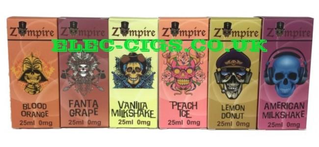 Zompire American 25ML E-Liquids