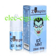 Ice Mint E-Liquid by Zompire