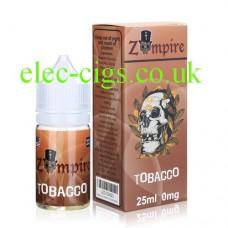 Tobacco E-Liquid by Zompire