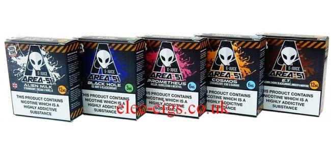 Area 51 E-Juice 30 ml