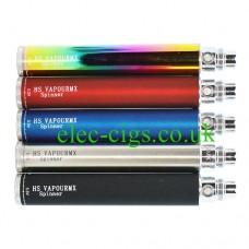 HS VapourMX 1300 Spinner Battery