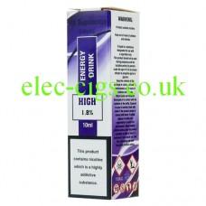 HS VapourMX Premium E-Liquid: Energy