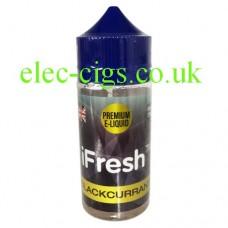 Blackcurrant 80 ML E-liquid 80-20 (VG/PG) from iFresh
