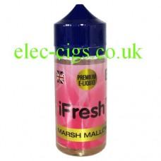 Marsh Mallow 80 ML E-liquid 80-20 (VG/PG) from iFresh