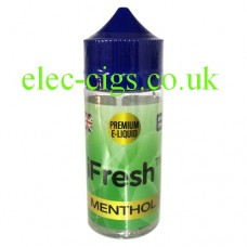 Menthol 80 ML E-liquid 80-20 (VG/PG) from iFresh