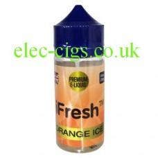 Orange Ice 80 ML E-liquid 80-20 (VG/PG) from iFresh