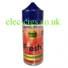 Strawberry 80 ML E-liquid 80-20 (VG/PG) from iFresh