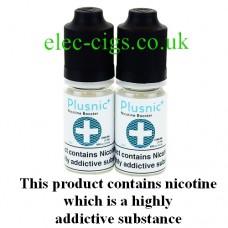 2 bottles of Nicotine shots