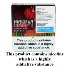 Strawberry IQ E-Liquid 30 ML by Professor Vape