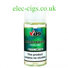 VU9: 100 ML Heisenberg E-Juice