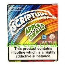 Image of the box containing the Apple & Grape3 x 10 ML E-Liquid