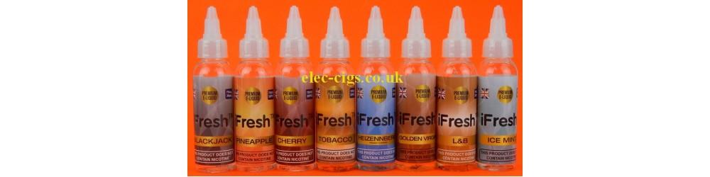 50 ML iFresh E-Liquids Zero Nicotine