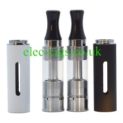 showing the both colours available for the Airflow  Atomizer
