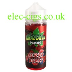 Berry Burst 100 ML E-Liquid from Amazonia