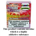 Rhubarb & Custard 3 x 10 ML E-Juice by Amazonia