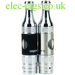 both Aspire ET-S Atomisers