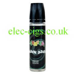 a bottle of Blackjack 50 ML E-Liquid by Aulola