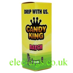 a box of Batch 100 ML E-Juice by Candy King